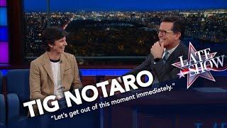 Video Tig Notaro Has No Fear Of Awkward Moments MP3, 3GP, MP4, WEBM, AVI, FLV Juni 2019