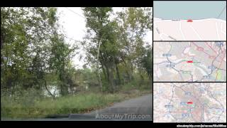 Rockfalls Dr (Richmond, Stratford Hills) to Tuckahoe (Virginia)