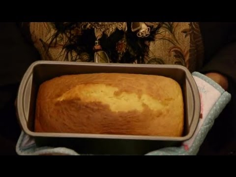 Buttermilk Pound Cake Recipes : Pound Cakes