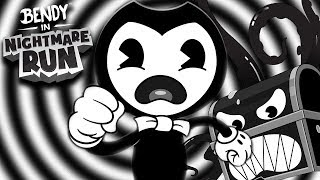 Bendy in Nightmare Run - Act 1: Bendy Walks the Plank [Android Gameplay]