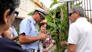 Le Iene tornano in via Nicaragua
