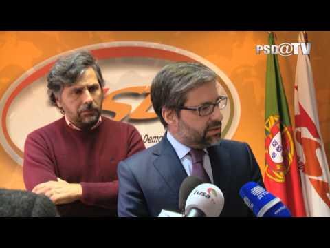 Marco António Costa sobre a atualidade política e nacional
