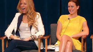 Video Leighton Meester, Ed Westwick,, etc Paleyfest 2008 MP3, 3GP, MP4, WEBM, AVI, FLV Februari 2019