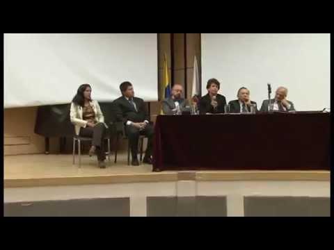 Conversatorio a cargo de profesores fundadores y pensionados de Contaduría Pública''.