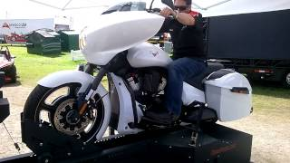 7. supercharged victory motorcycle