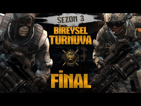 Sezon 3 Bireysel Turnuva Finali — Hounds: The Last Hope