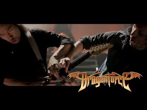 DragonForce – Cry Thunder (HD Official Video)