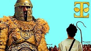 Video David and Goliath | Rare Accurate Version | Best KJV Bible Movie MP3, 3GP, MP4, WEBM, AVI, FLV September 2018
