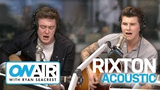 Rixton Covers Drake's