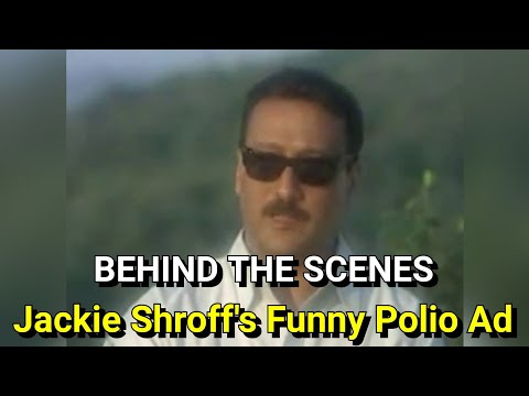 Shroff - Jackie Shroff abusing in polio ad - behind the scenes. For more news and videos of bollywood log on to : http://www.youtube.com/vcreatesbollynews.