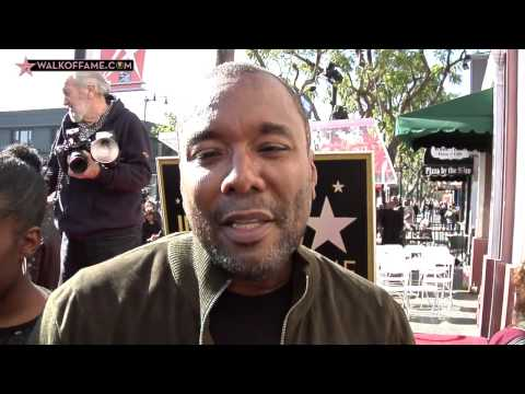Lee Daniels Walk of Fame Ceremony