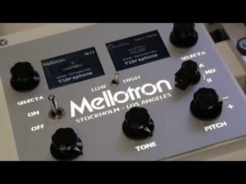Mellotron M4000D Demo Part 1 | Keyboard | Vintage King