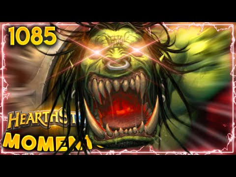 Just A Casual 32/72 GROMM | Hearthstone Daily Moments Ep.1085