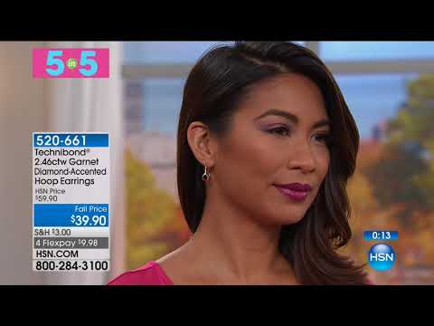 HSN | Jewelry Values Featuring Technibond 09.07.2017 - 02 AM