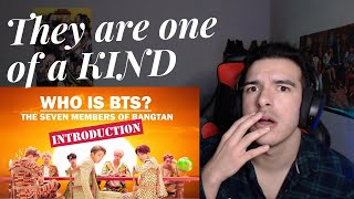 Video Who is BTS?: The Seven Members of Bangtan (INTRODUCTION) Dancer Reacts download in MP3, 3GP, MP4, WEBM, AVI, FLV January 2017
