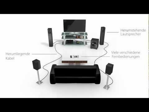 Spectral Audio Möbel - Markenversprechen