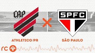 Athletico-PR 0x1 São Paulo - 21/08/2019 - Brasileirão