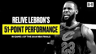 LeBron James, Cavs Fall Short In Wild Game 1 Finish | 2018 NBA Finals Rewind by Bleacher Report