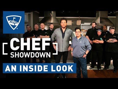 Chef Showdown | Season 4: An Inside Look | Topgolf