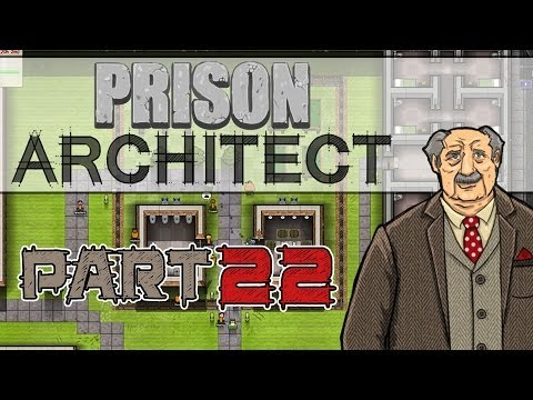 architect - We start planning and building our maximum security wing. I'm playing Prison Architect on the PC! If you'd like to pick up Prison Architect for yourself on the PC you can buy it here: http://store....
