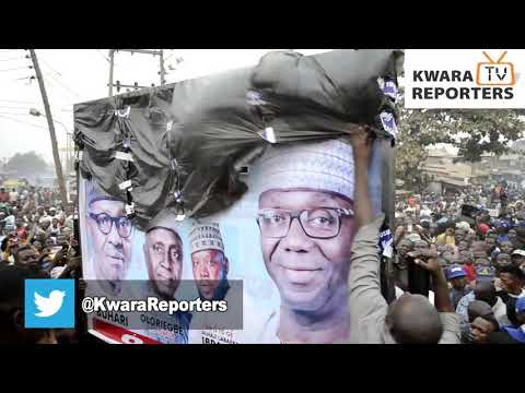 Download Kwara O TO GE (Enough Of Saraki Ruling in Kwara) Rally