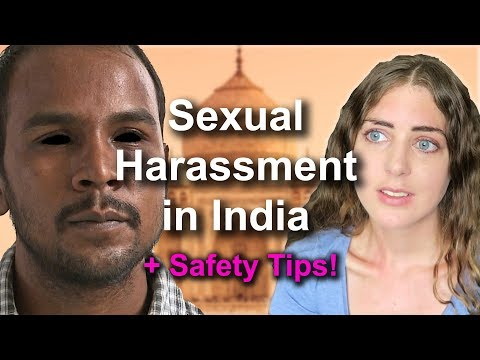 YouTuber Nearly Raped in India - My Advice & Harassment Experiences (Travellight Reaction)