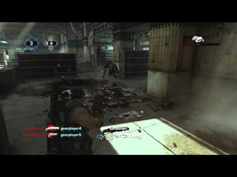 Gears of War 3 - Multiplayer Trailer [HD]