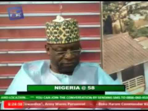 The problem of Nigeria is in the west. They know Buhari is incompetent - Chief Alabi