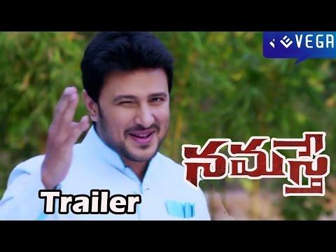 Namaste Movie Trailer - Raja,Gehana Vasisth - Latest Telugu Movie Trailer 2014