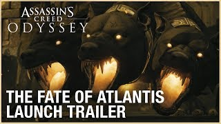 Assassin's Creed Odyssey: The Fate of Atlantis DLC | Launch Trailer | Ubisoft [NA]