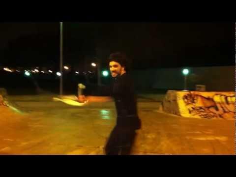 Bruno Salgueiro - Skatepark Wushu
