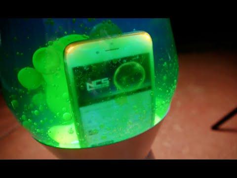 24 karat iPhone 6 lav lambasına düşerse?
