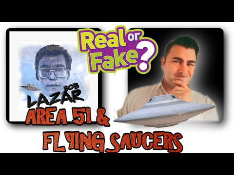 BOB LAZAR AREA 51 and Flying Saucers - Are Aliens and UFO's real? UFO documentary review