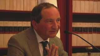Alla ricerca della centralità perduta - Dott. Valerio Di Porto
