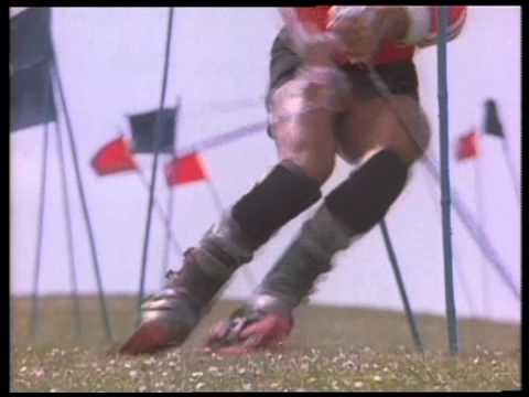 Roller Skiing From 1984s