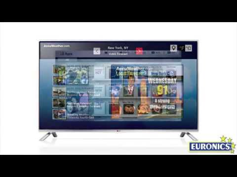 LG Smart TV LED 39LB5700