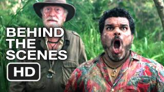 Journey 2: The Mysterious Island Behind the Scenes #1 - Dwayne Johnson, Vanessa Hudgens (2012) HD