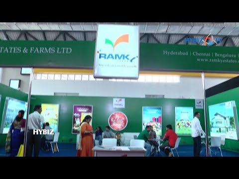 RAMK Group - Credai Property Show 2018, Hyderabad