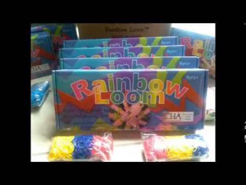 Watch New Rainbow Loom Design – Bowtie Bracelet Hd – Rainbow Loom Designs
