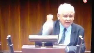 Kaczyński po drugiej turze wyborów :D