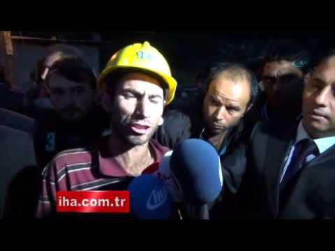 Karaman'da (Ermenek) Maden Faciası
