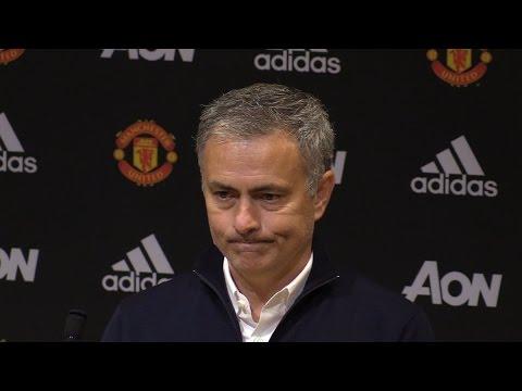 Man Utd 1-1 Arsenal - Jose Mourinho Post Match Press Conference - 'Finally I Lost Against Arsene'