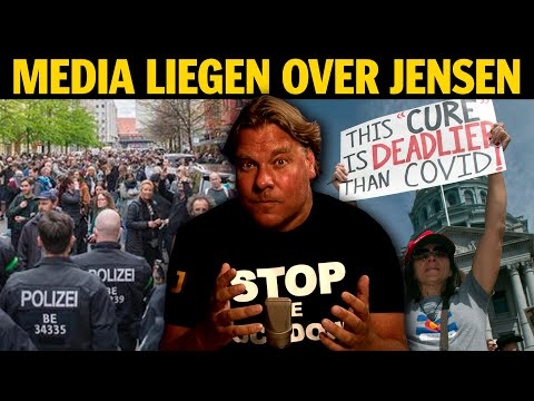 Media liegen over Jensen : Jensen