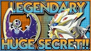 HUGE SECRET ABOUT SOLGALEO AND LUNALA! Pokemon Sun and Pokemon Moon Demo Leaks! by aDrive