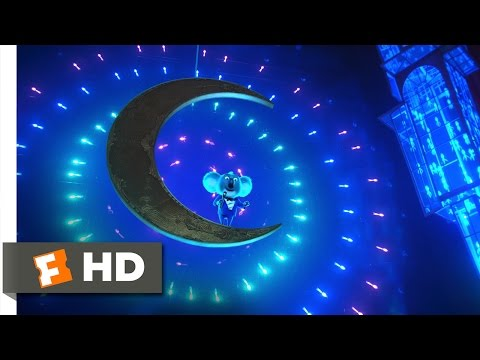 Sing (2016) - Squid Power Scene (4/10) | Movieclips