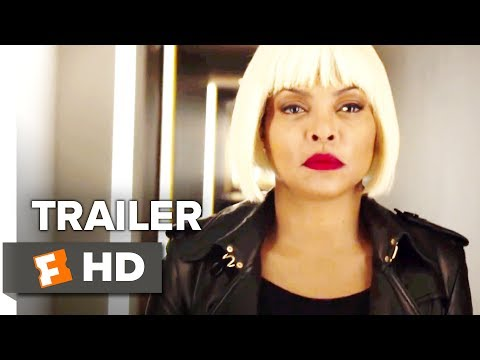 Taraji P. Henson As A Ruthless Hit Woman in 'Proud Mary'