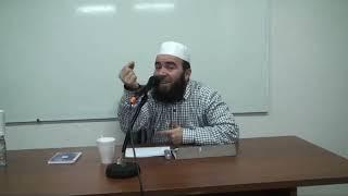 Njëshmëria e Allahut - Hoxhë Jusuf Hajrullahu (Seminari- Njihe Fenë Tënde Tetovë 2014)