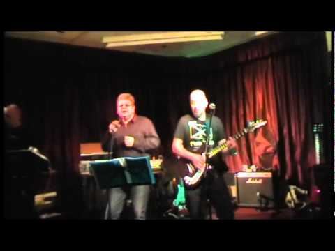Ken Booth - Everything I Own - by Full Circle live at Greenlands Social Club