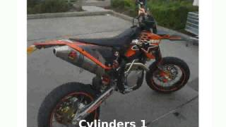 7. 2008 KTM XC 530 W (R)  Features Info motorbike Dealers superbike Engine Transmission