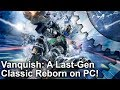 Vanquish Pc The Port You ve Been Waiting For Pc Vs Ps3